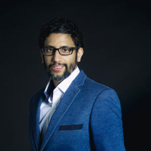 biografi av Shehzad Jamil